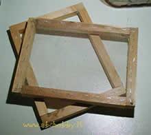 Costruire un telaio in legno modificare una pelliccia - Costruire una finestra in legno fai da te ...