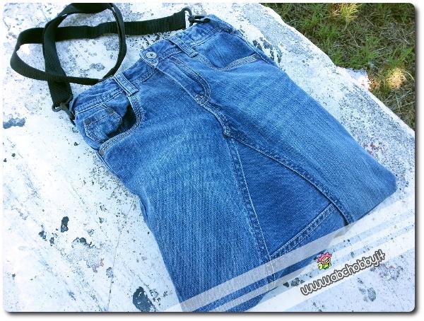 Piccoli Come A Riciclo Da Borsetta Jeans Il Per Me Ti 0XNn8wOPk