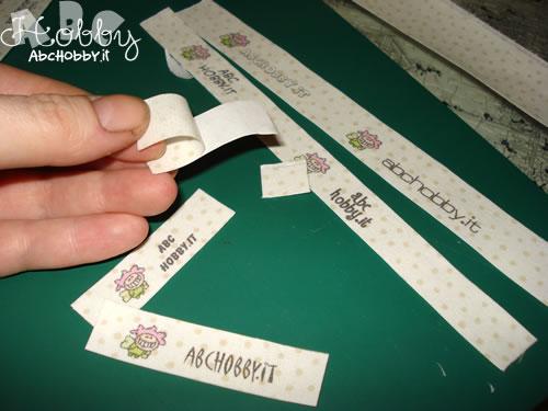 spesso Stampare etichette su stoffa - AbcHobby.it - La guida agli hobby  GC84