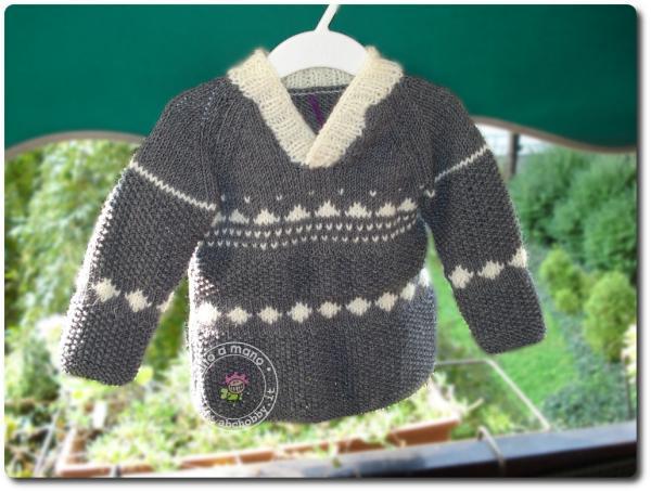 Baby Surprise Jacket AbcHobby.it La guida agli hobby ceativi