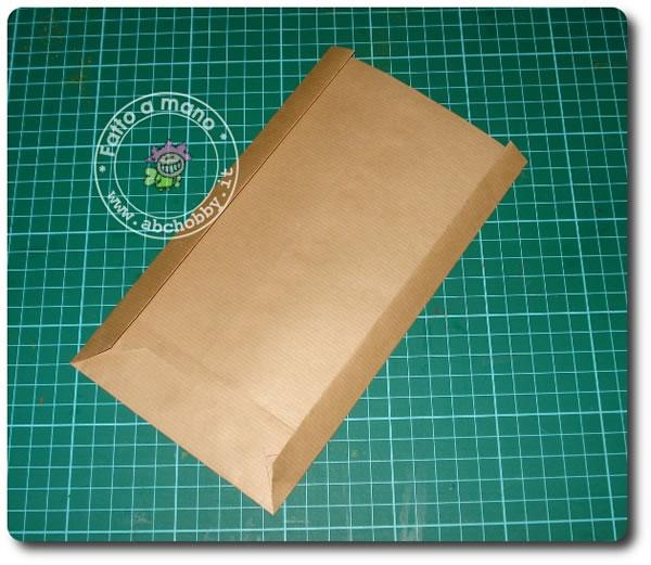 Подарочный пакет мк своими руками