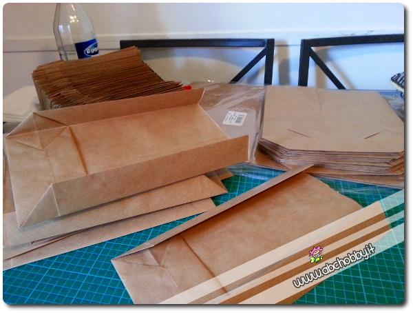 Follia e creativit la guida agli hobby for Sacchetti di carta fai da te