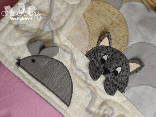 Patchwork quilt e applique abchobby la guida agli hobby